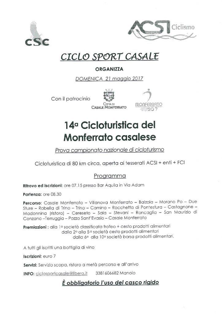 volantino 14 cicloturistica monferrato casalese-001