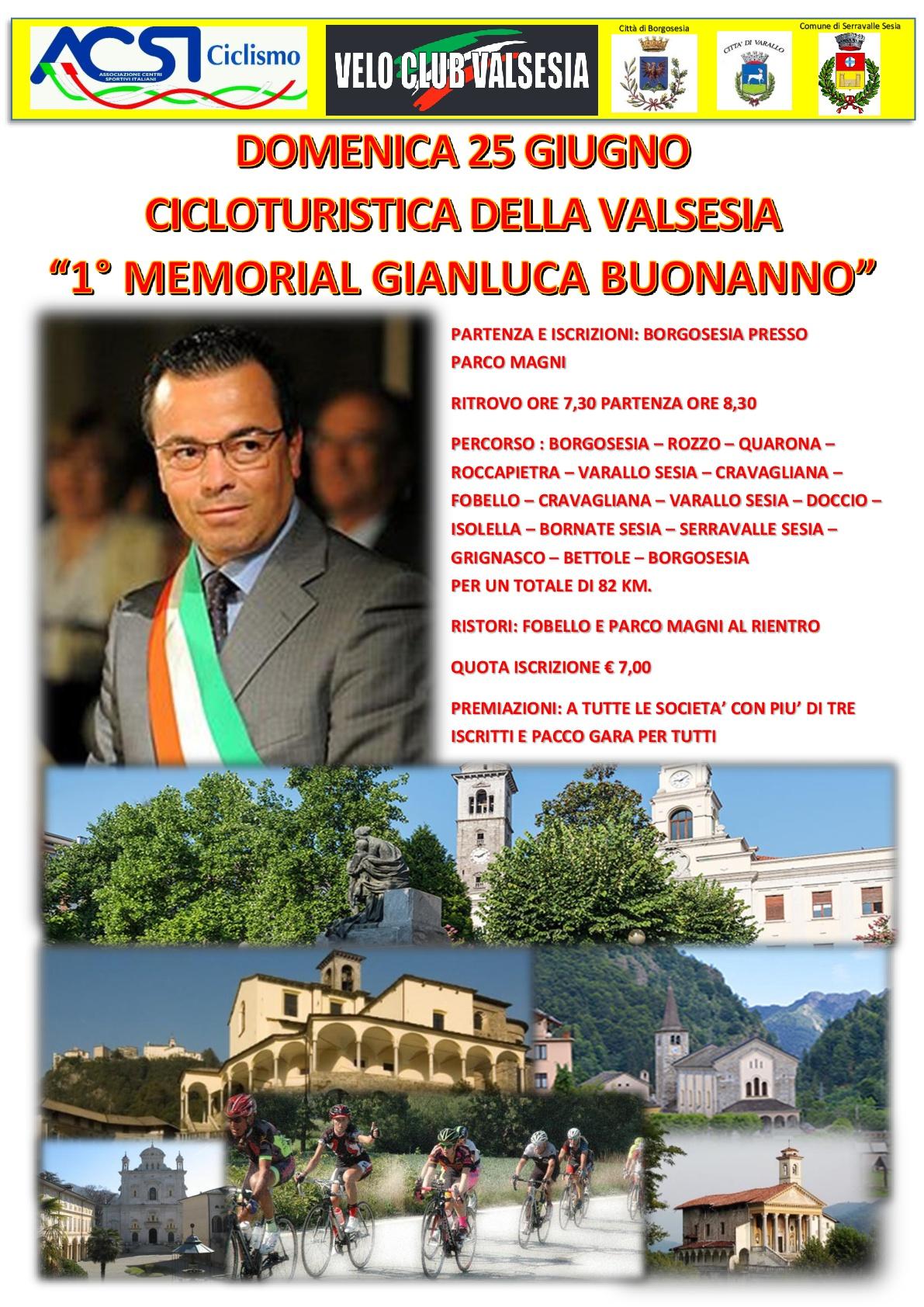 Post di A.S.D. Cicloamatori Borgomanero