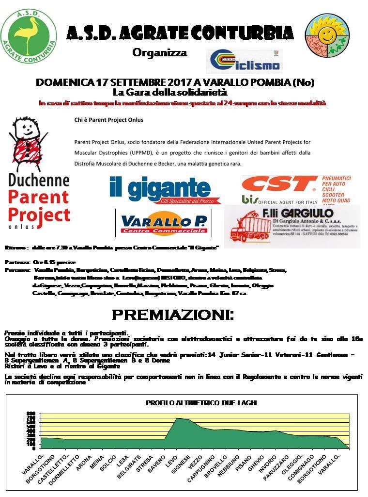 Trofeo Il Gigante MEDIOFONDO 2017